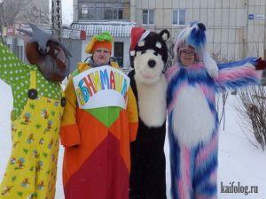 Русские фото приколы и идиотизмы