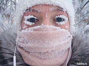 Коротко о погоде в Сибири