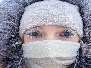Приколы про настоящую зиму