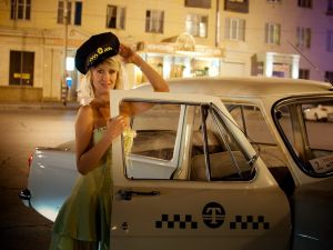 Приколы про такси