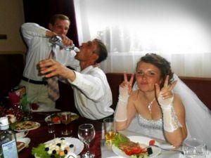 Свадебный беспредел