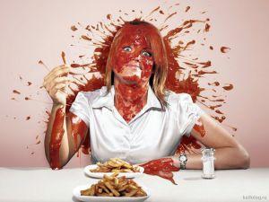 Приколы про кетчуп