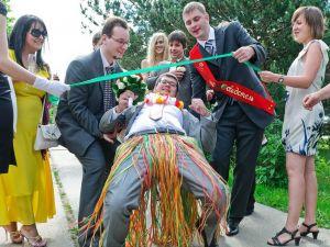 Приколы про выкуп невесты