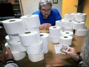 Про туалетную бумагу