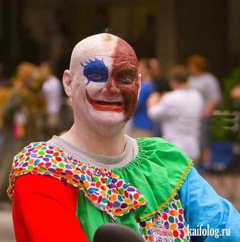 11 «лучших» клоунов мира