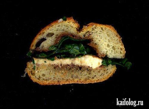 Бутерброды (27 фото)