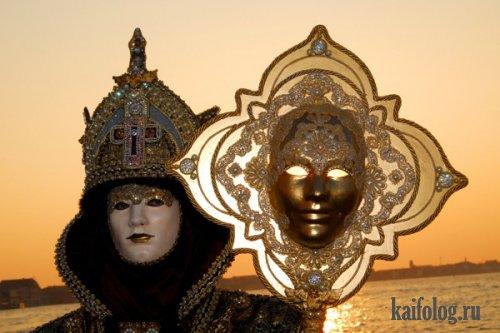 Карнавал в Венеции (19 фото)