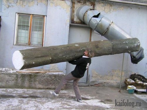 Прикольная фотоподборка-2 (55 фото)