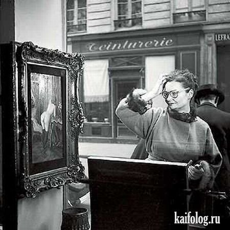 Французский маркетинг начала 20-го века (7 фото)