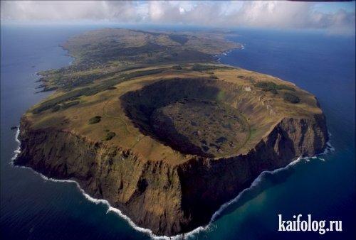 Фото с высоты полета (27 фото)