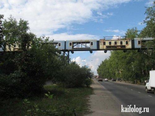 Прикольная фотоподборка-5 (50 фото)