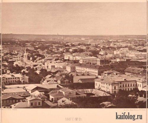 На Пасху. Вид с Храма Христа Спасителя (17 фото)