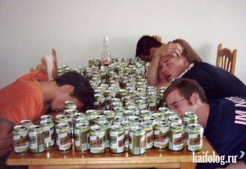 Фото с пьянок (27 фото)