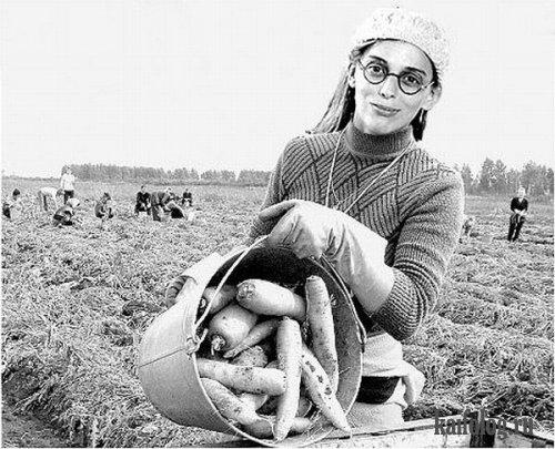 Фотожаба. Известные люди после кризиса (22 фото)