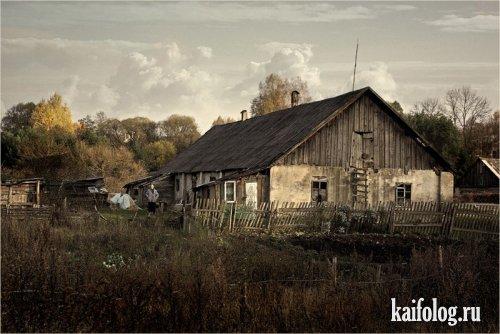 О русской деревне (22 фото)