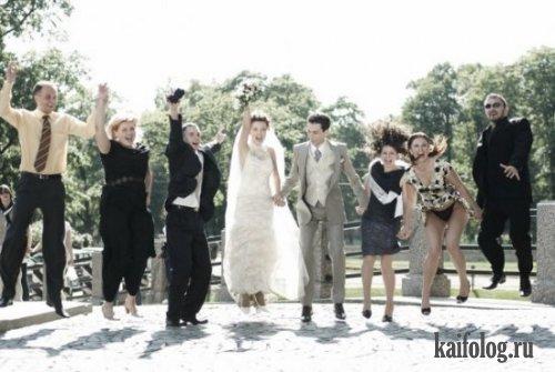 Прикольные свадьбы. Часть-2 (31 фото)
