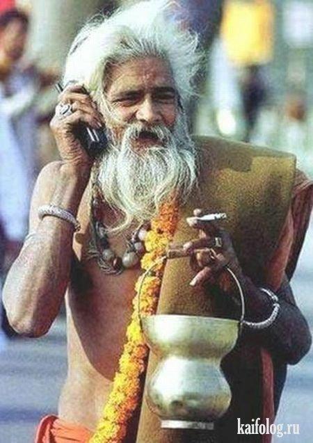 Чисто индийские фото (25 фото)