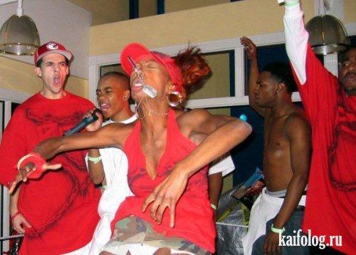 Веселые танцы (21 фото)