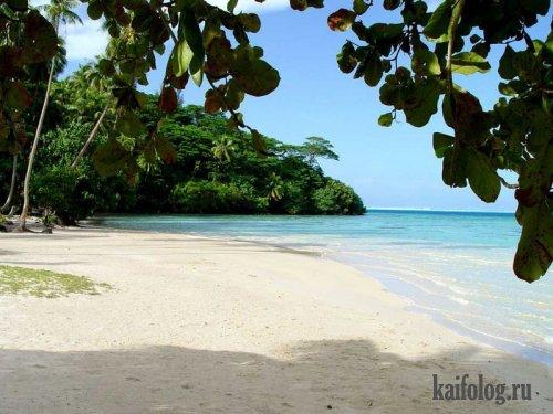 Райские острава (16 фото)