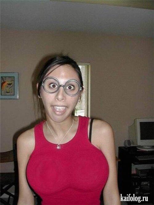 Самые смешные рожи (37 фото)