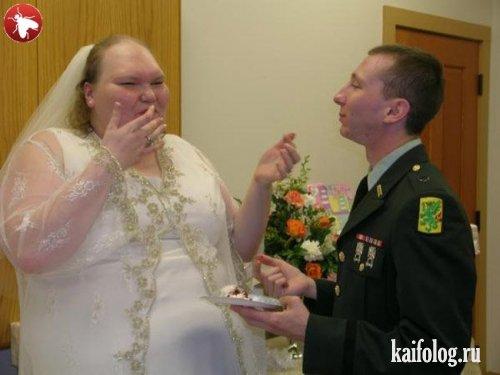 Свадьба года (10 фото)