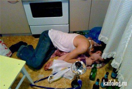 Фото с пьянок. Часть-6 (30 фото)
