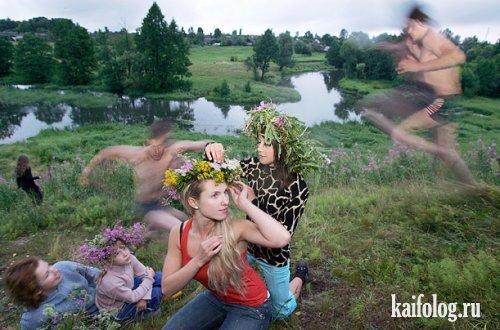 Чисто русские праздники (15 фото)