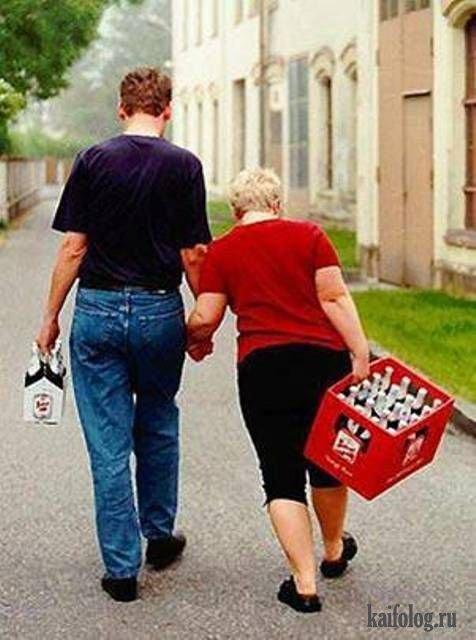 Любящие мужья (10 фото)