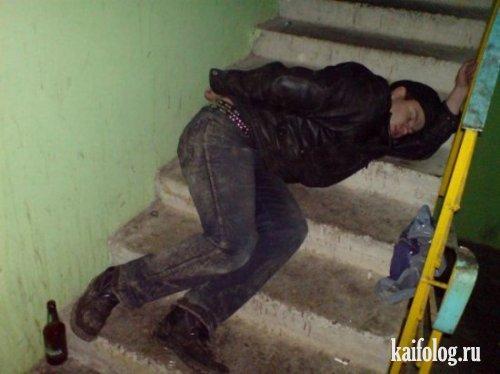 Фото с пьянок. Часть-7 (31 фото)