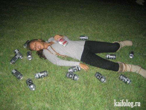 Фото с пьянок. Часть-8 (30 фото)