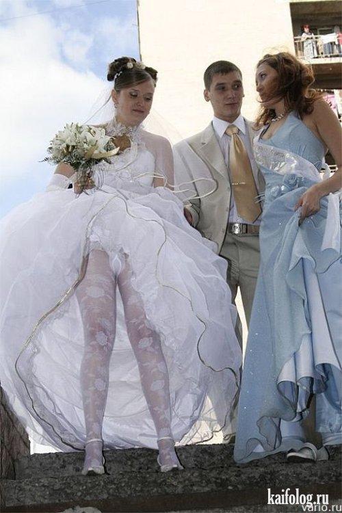 Прикольные свадьбы видео
