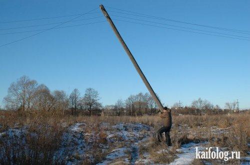 Чисто русские фото. Подборка-17 (75 фото)