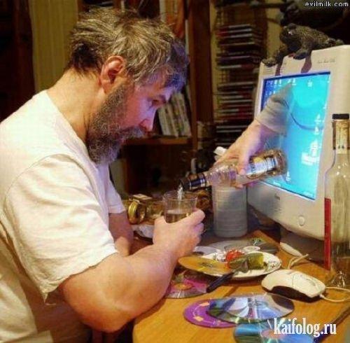 День сисадмина или компьютерные приколы (25 фото)