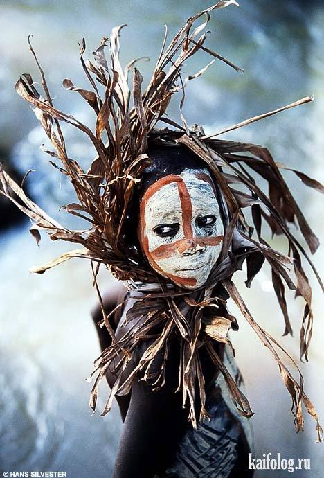 Модницы-аборигенки (11 фото)