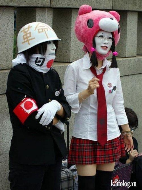 Чисто японские фото (30 фото)