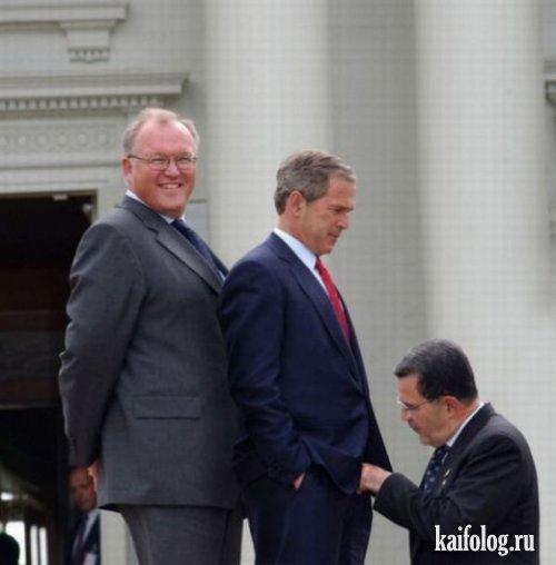 Политики отжигают (60 фото)
