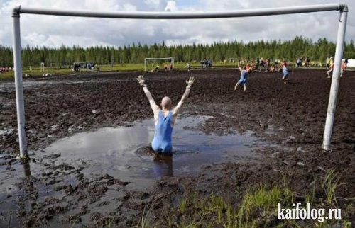 Спортивные приколы (56 фото)