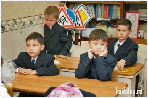 Здравствуй, школа (54 фото)