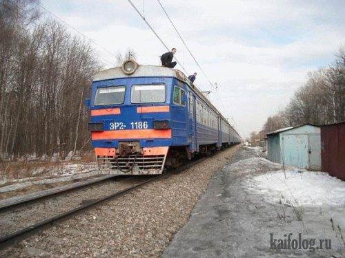 По России нахаляву (12 фото)