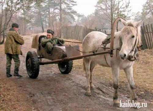 Армейские приколы (32 фото)