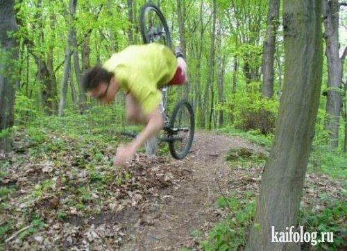 Прикольные падения (30 фото)