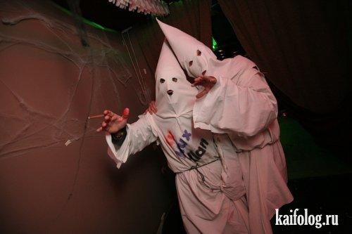 Учимся отмечать Хеллоуин (40 фото)