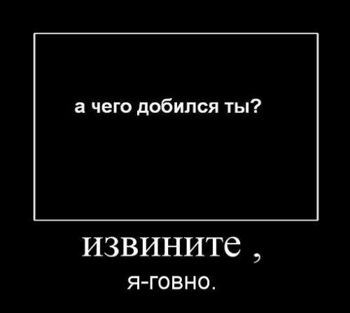 Демотиваторы-20 (50 фото)