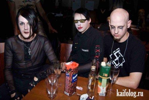 Фотоподборка недели (9 - 15 ноября 2009)