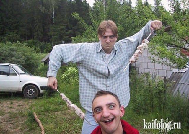 Одноклассники жгут (50 фото)