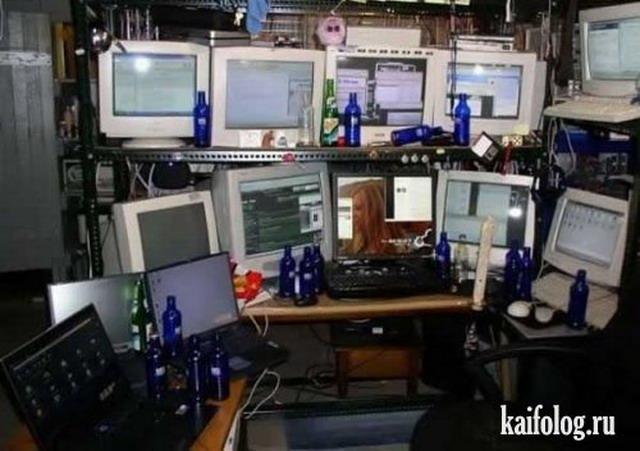 Компьютерные приколы (40 фото)