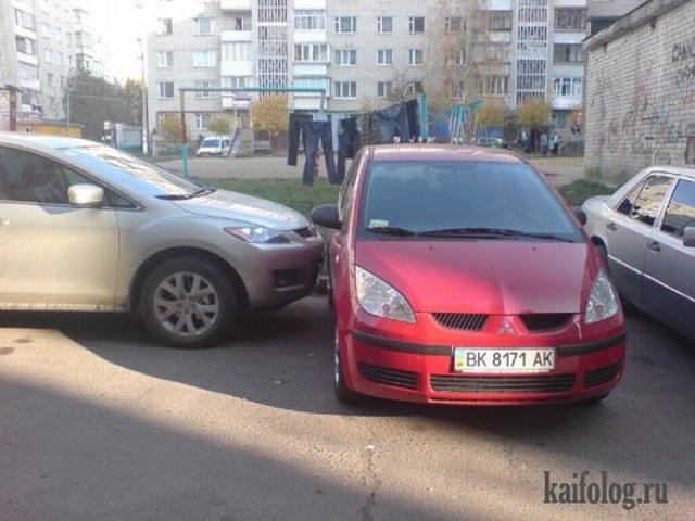 Мастера парковки-3 (60 фото)