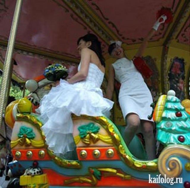 Невесты под хмельком (33 фото)