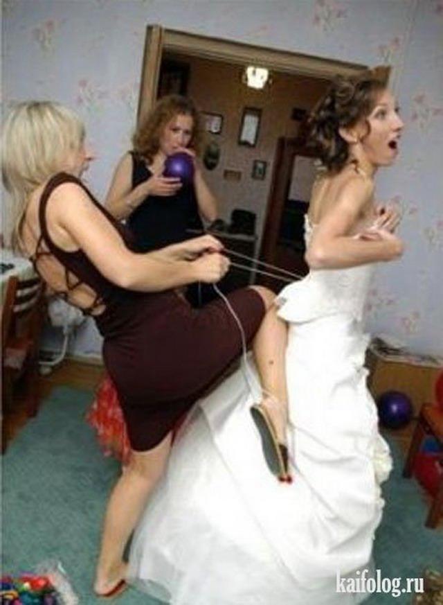 Невесты выпивши (33 фото)