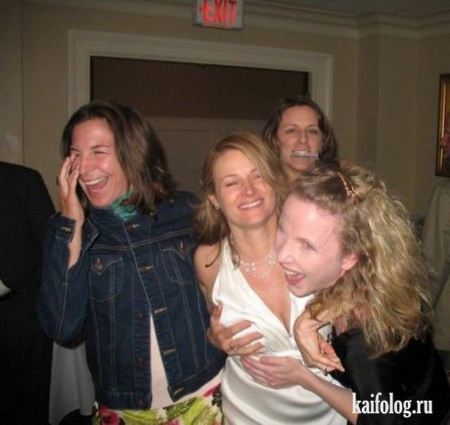 Невесты в подпитии (33 фото)